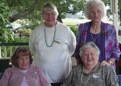 GFHS 25th Anniversary - Isabelle, Merlyn, Wynn & Olive